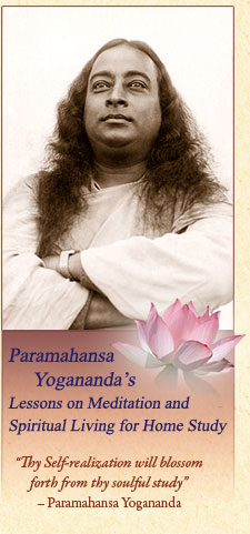 Lessons Study with Yogananda